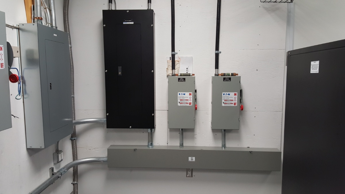 electric boxes